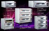 고용량 굽기 장비 판매를 위한 상업적인 가스 오븐