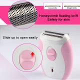 Donne elettriche Shavor del dispositivo di rimozione non doloroso impermeabile del regolatore per rimozione dei capelli
