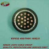 Câble d'alimentation de la qualité Cu/XLPE/Swa/PVC