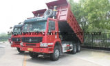 Carro de vaciado de Sinotruck 6X4 371HP