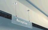 Usar extensamente o sistema de indicador de alumínio do cabo
