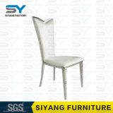Moderner Möbel-Großverkauf-Ereignis-Stuhl-lederner speisender Stuhl-Hochzeits-Stuhl