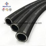 Il filo di acciaio si è sviluppato a spiraleare tubo di gomma idraulico En856 4sp/6sp