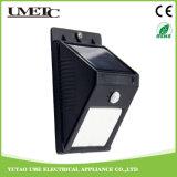 Im Freien Solar-LED-Wand-Licht-Garten-Park-Beleuchtung-Cer RoHS