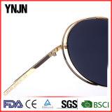 Солнечные очки металла ретро способа Ynjn круглые Unisex