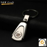 Vente en gros Cadeau promotionnel Zinc Alloy Car Logo Key Chain