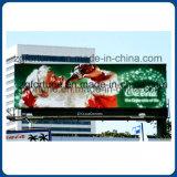 Лоснистое Frontlit печатание цены по прейскуранту завода-изготовителя знамени гибкого трубопровода цифров Inkjet освещенное контржурным светом PVC штейновое