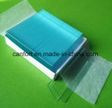 명확한 현미경 활주, 최고 가격을%s 가진 슬라이드 유리 7102 보통 가장자리