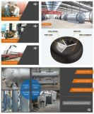 Überschüssiger Gummireifen zur Raffinerie mit Cer, SGS, ISO
