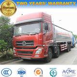 8X4 LHD Camión de combustible de 30000 litros Camión de combustible de 30 toneladas