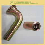 유압 이음쇠 또는 유압 호스 이음쇠 또는 끝 또는 연결관