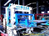 Machines concrètes de pavage creuses hydrauliques automatiques de brique pour le matériau de construction