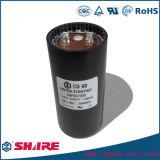 Einphasiger Anfangskondensator der Elektromotor-Kondensator-110V-125V 378-454mfd