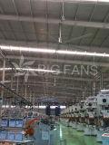 HVLS eléctrico alimentado Techo Industrial 7,4 m del ventilador (24.3FT)