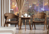 Mobilia nordica del rattan per il salone del ristorante dell'hotel