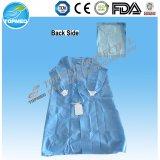 Robe remplaçable d'isolement du Nonwoven pp (TG01)