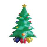 Nähender Dekoration-Produkt-aufblasbarer Dekoration-Weihnachtsbaum