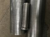 Pipe de câble d'échappement d'acier inoxydable