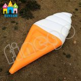 膨脹可能な水水泳のリング水アイスキャンデーのアイスクリームの浮遊おもちゃ