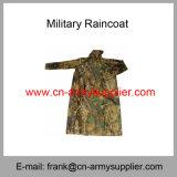 Impermeabile Poncio-Militare Impermeabile-Militare della Impermeabile-Polizia dell'Impermeabile-Esercito del camuffamento