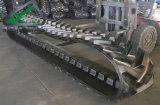 Pistes de pelles pistes de caoutchouc pour Komatsu CD110r) 800 * 150mm