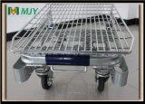 Rodas Mjy-M11 da loja 5 da construção do trole da compra