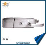 Bloqueo de puerta de cristal de la alta calidad con la maneta para la puerta doble