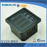 Contador del voltaje del amperímetro del contador del panel de Gv24 Digitaces con el certificado del Ce