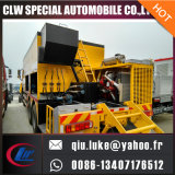 Slurry Chip Sealer Paver Truck para Road Maintnance
