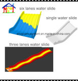 De Dia van het Water van de Stegen van glasvezel 1-6 voor het Park van het Water