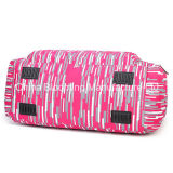 Bunter Frauen-Arbeitsweg-Gepäck-Form-Kleidersack