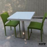 Tabelle quadrate di superficie solide del ristorante per la mobilia di Kfc