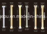 De decoratieve Pijler Colums van het Schuim van het Polyurethaan Pu Roman Roman