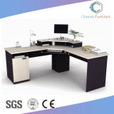 إدماج أثاث لازم حاسوب يثبت مع ساحب مكتب طاولة