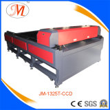 Hot-Selling Suitable laser router with 1.3*2.5m Work Table (JM-1325T-CCD)