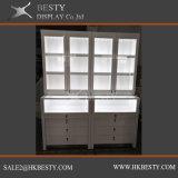 Шкаф индикации стены с витриной окна логоса освещения