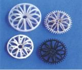Plastikerzähler-Rosette-Ring-Gebrauch in der Industrie