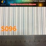 ライニングの衣服(S96.130)のためのヤーンによって染められる縞ファブリック