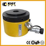 Único cilindro hidráulico ativo