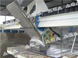 規則的なCNC橋は切断の花こう岩のカウンタートップ表の打抜き機Xzqq625Aについては見た