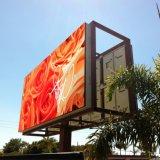 Afficheur LED énorme P10 de la publicité commerciale d'IMMERSION d'intense luminosité
