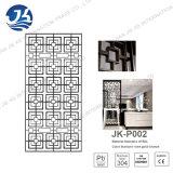 Partition en acier inoxydable Mur décoratif pour maison Hôtel Restaurant