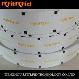 Modifica rotonda stampabile di Anti-Falsificazione RFID di scrittura RFID