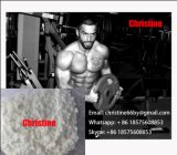 Spitzenreinheit-Bodybuilding-Puder-Testosteron Cypionate/Prüfung Cypionate CAS: 58-20-8 Chrisitne