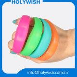 O melhor preço do Wristband repulsivo feito sob encomenda do silicone do mosquito