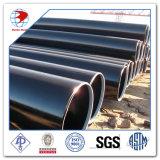 API 5L Grado B / X42 / 52 / X60 / X65 / 70 de acero al carbono sin costura de gas de petróleo línea de tubería