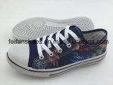 Les chaussures occasionnelles de chaussures de toile d'injection d'enfants de bonne qualité vendent en gros