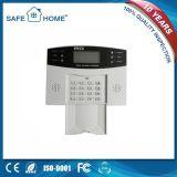 사용자 설명서 (SFL-K4)를 가진 무선 LCD 디스플레이 GSM 경보망