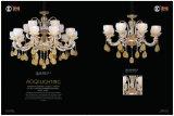 Het hete Licht van de Kroonluchter van de Glans van de Verkoop Gouden Gekleurde