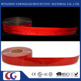 Anhaftender PUNKT C2-roter Reflektor-reflektierendes Band für Schlussteile (CG5700-OR)